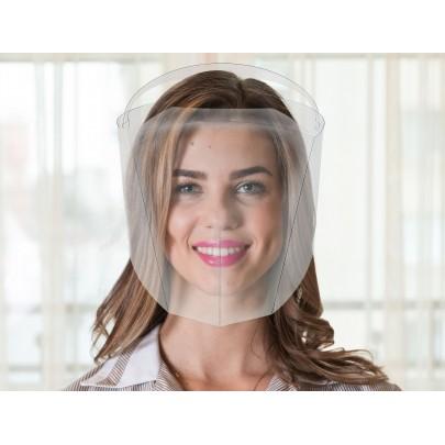 Face screen self-assemble