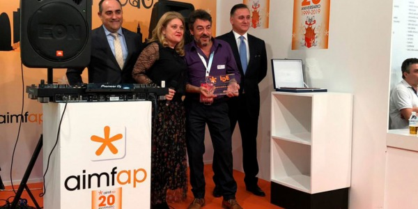 AIMFAP INNOVATION, DEVELOPMENT AND STRATEGY AWARD 2019